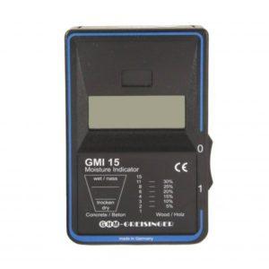 Greisinger GMI 15 безконтактний вологомір для деревини і будматеріалів