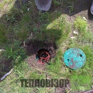 Пошук загублених клапанів в поливі