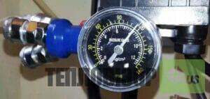 Встановлення манометру для заміру тиску